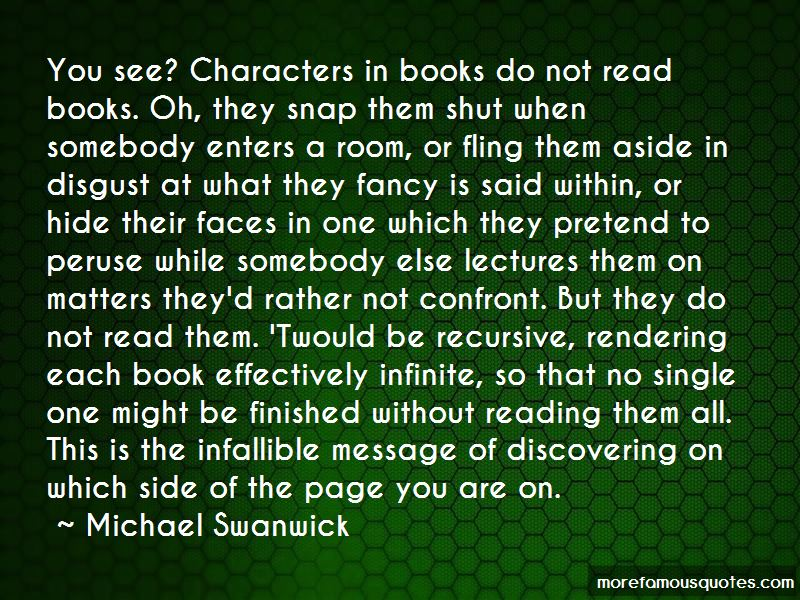Michael Swanwick Quotes Pictures 3
