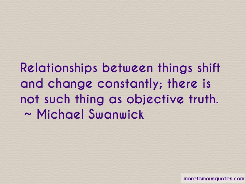 Michael Swanwick Quotes Pictures 4
