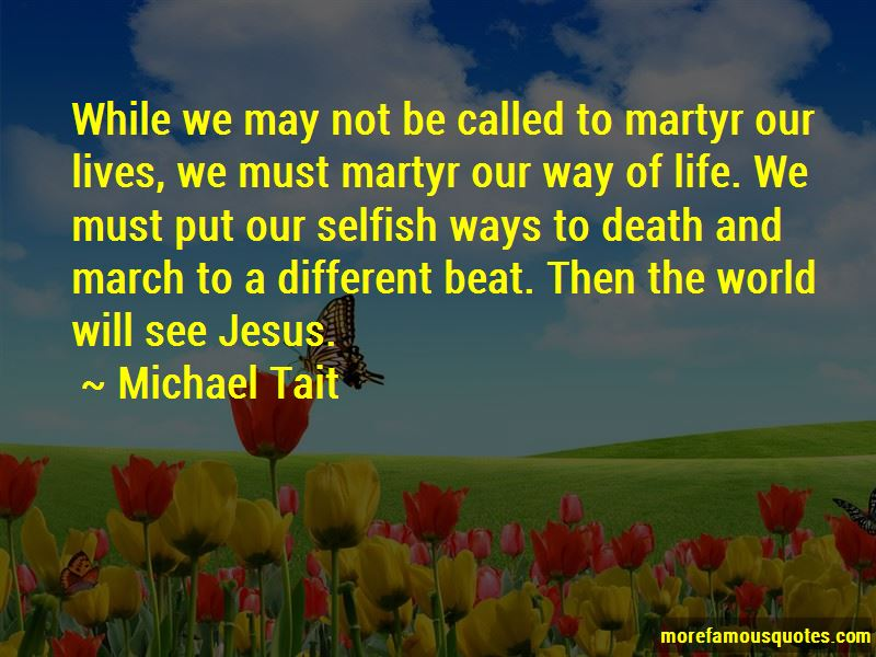 Michael Tait Quotes Pictures 2