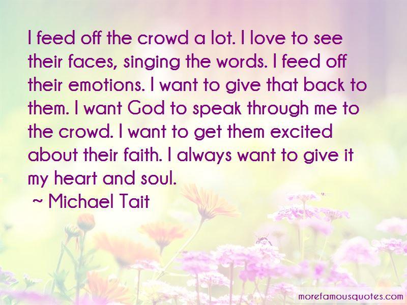 Michael Tait Quotes Pictures 4