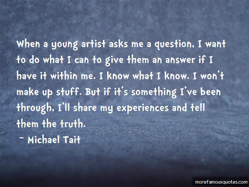 Michael Tait Quotes