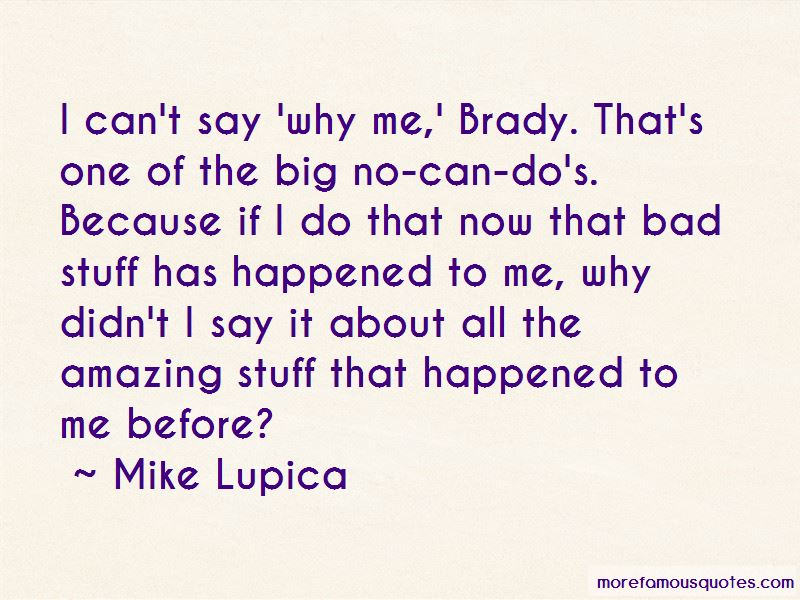 Mike Lupica Quotes Pictures 4