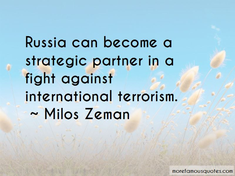 Milos Zeman Quotes Pictures 2