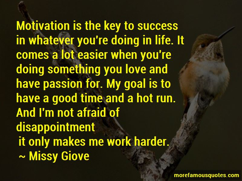 Missy Giove Quotes Pictures 3