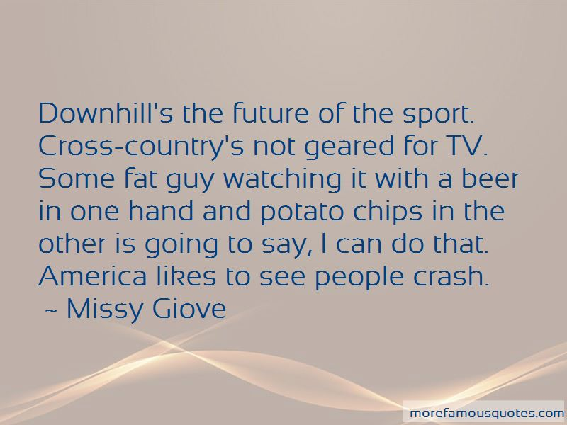 Missy Giove Quotes