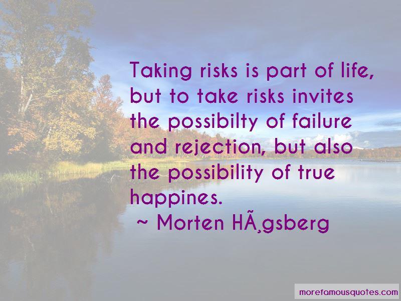 Morten Høgsberg Quotes