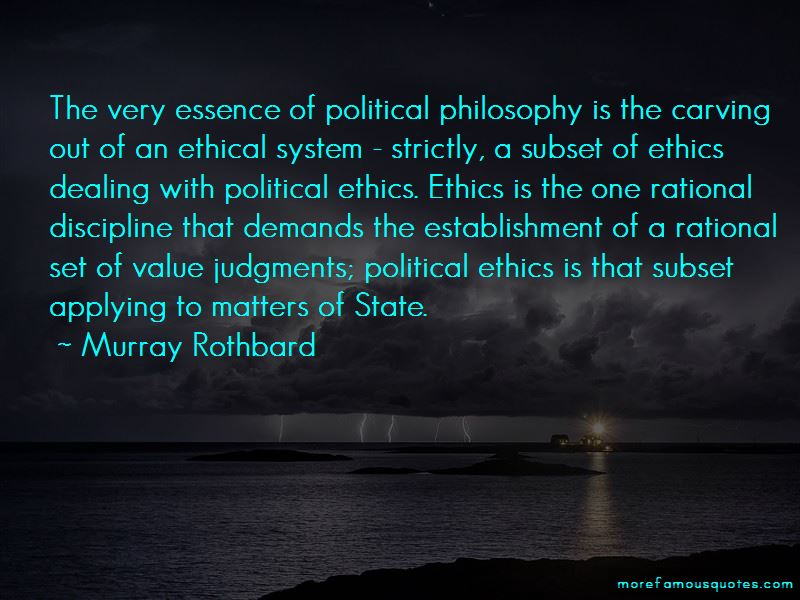 Murray Rothbard Quotes Pictures 4