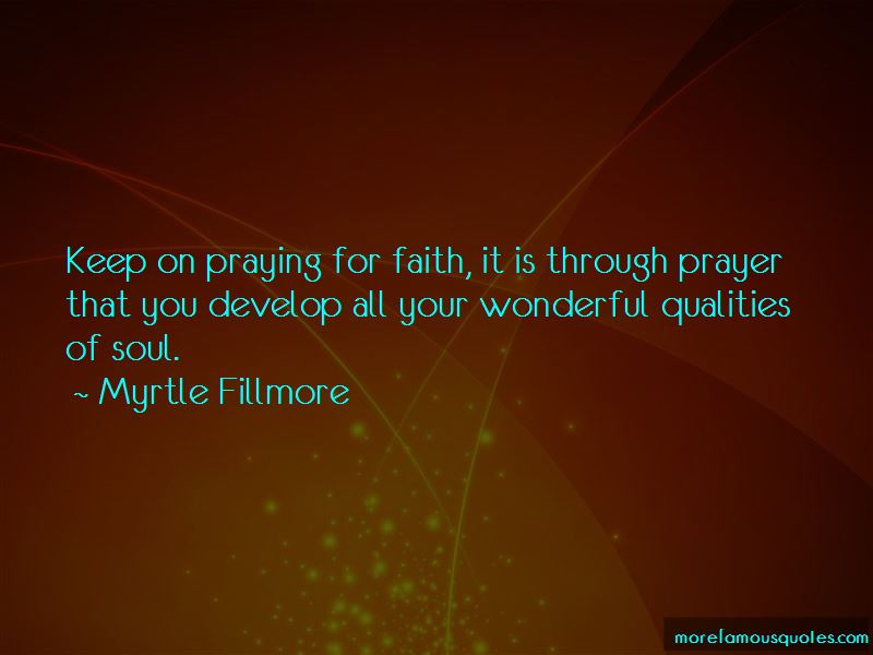 Myrtle Fillmore Quotes Pictures 2