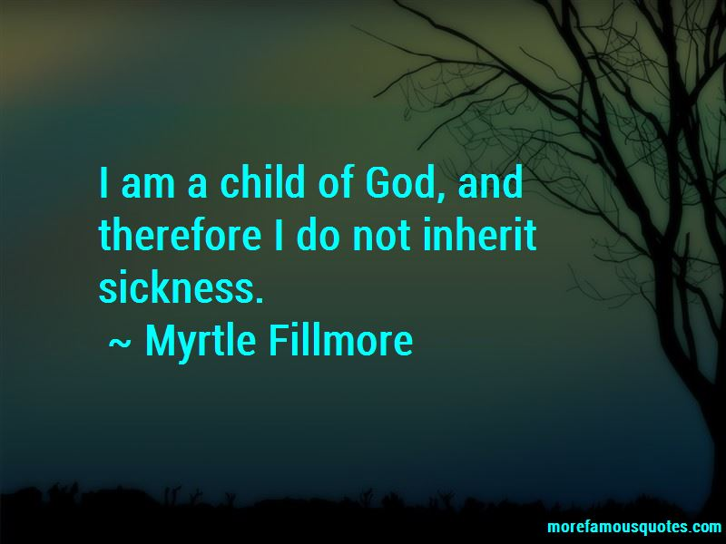 Myrtle Fillmore Quotes