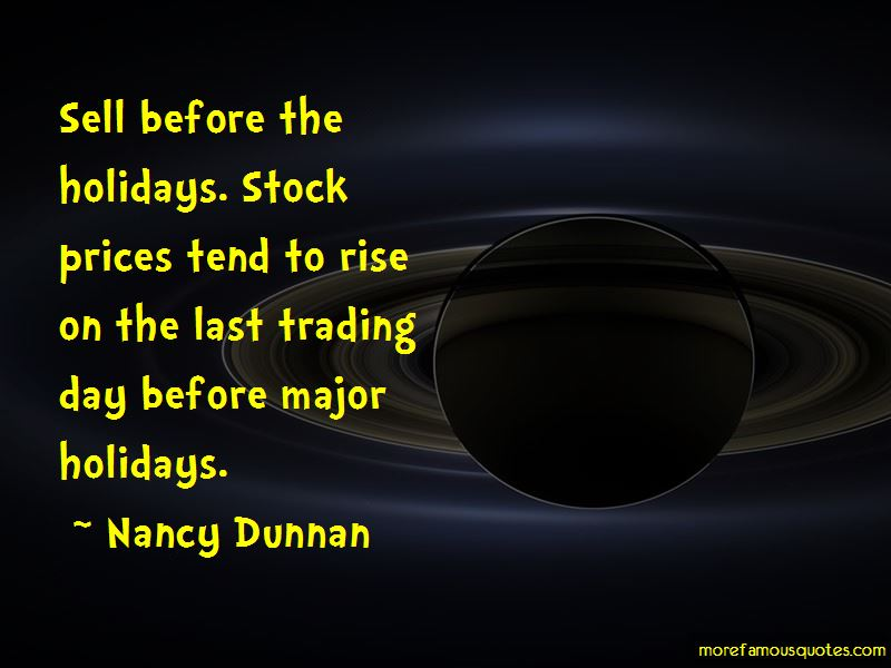 Nancy Dunnan Quotes Pictures 2