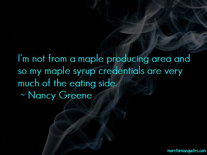 Nancy Greene Quotes Pictures 2
