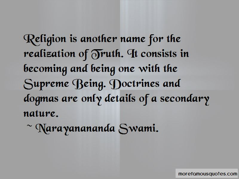 Narayanananda Swami. Quotes Pictures 2