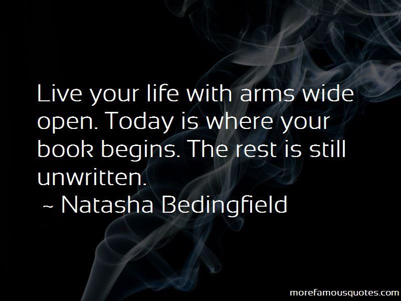 Natasha Bedingfield Quotes Pictures 4