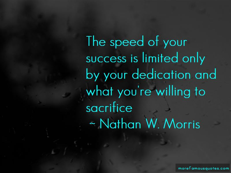Nathan W. Morris Quotes Pictures 2