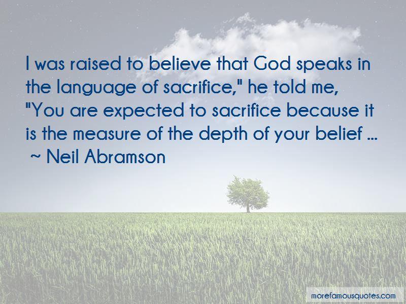 Neil Abramson Quotes Pictures 4