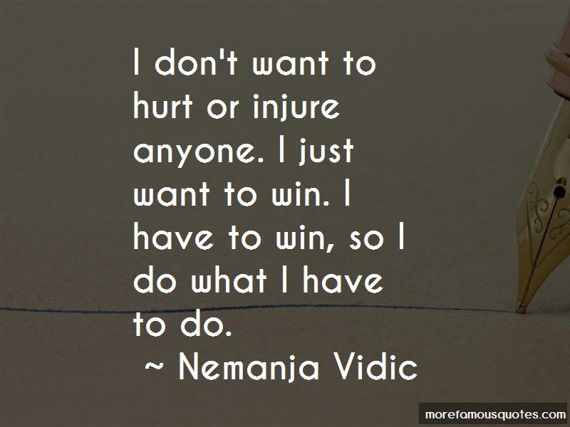 Nemanja Vidic Quotes Pictures 3