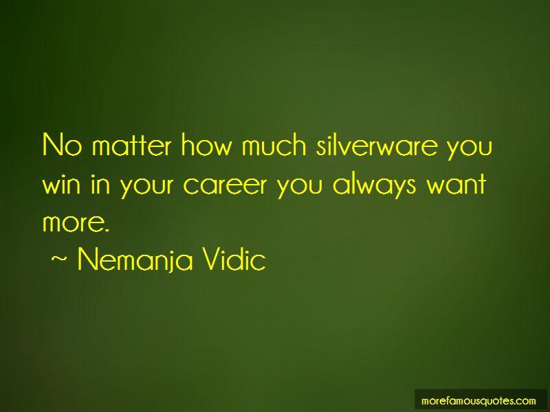Nemanja Vidic Quotes Pictures 4