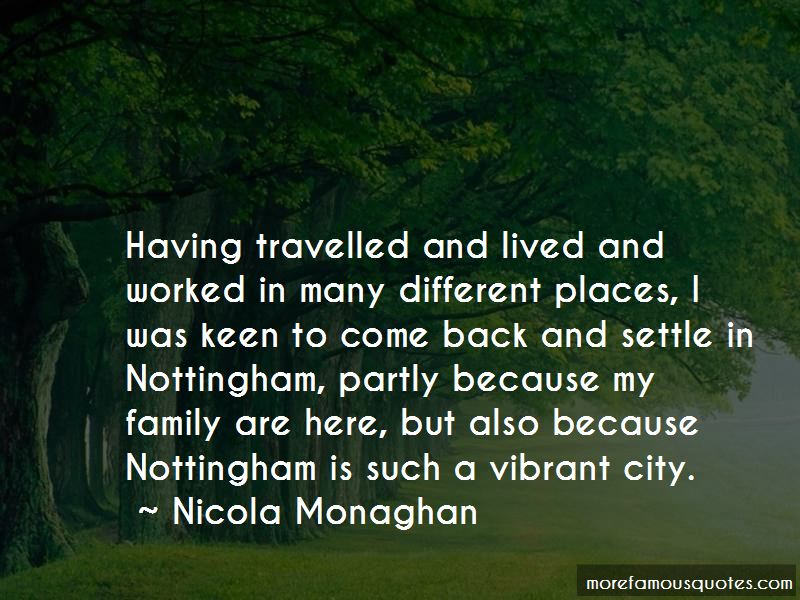 Nicola Monaghan Quotes Pictures 2