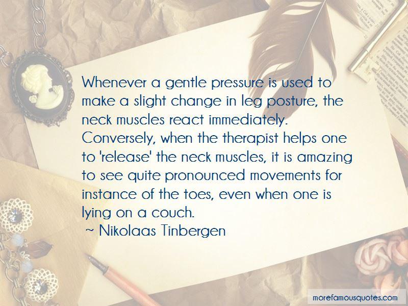 Nikolaas Tinbergen Quotes Pictures 2