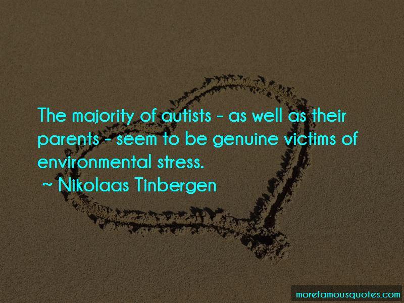Nikolaas Tinbergen Quotes Pictures 4