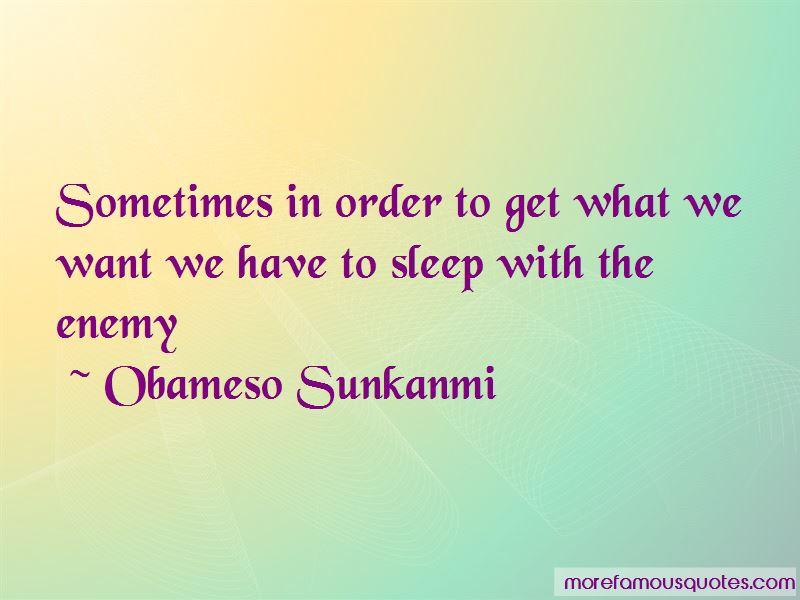 Obameso Sunkanmi Quotes Pictures 2