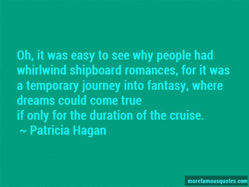 Patricia Hagan Quotes