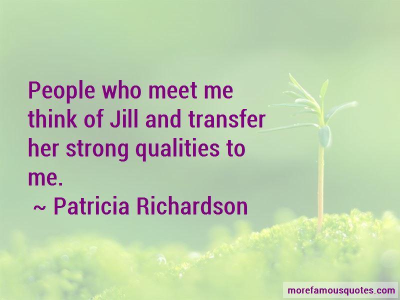 Patricia Richardson Quotes Pictures 2