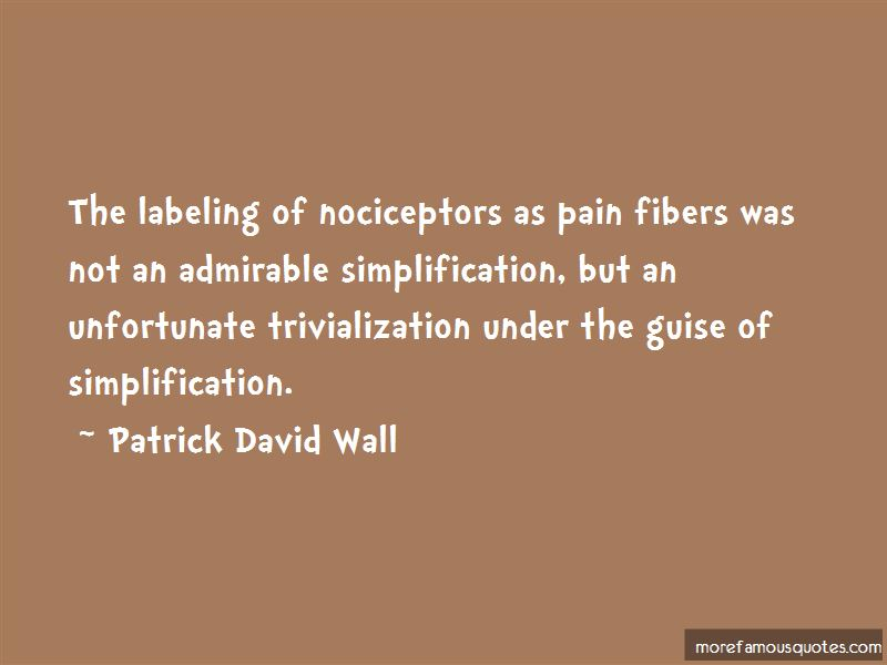 Patrick David Wall Quotes Pictures 3
