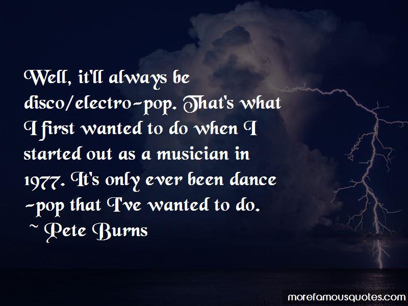 Pete Burns Quotes Pictures 2