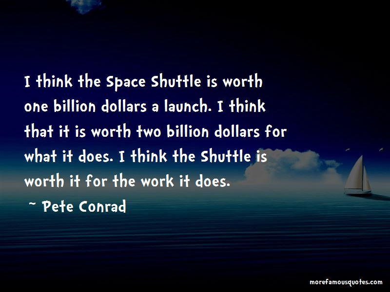 Pete Conrad Quotes Pictures 2