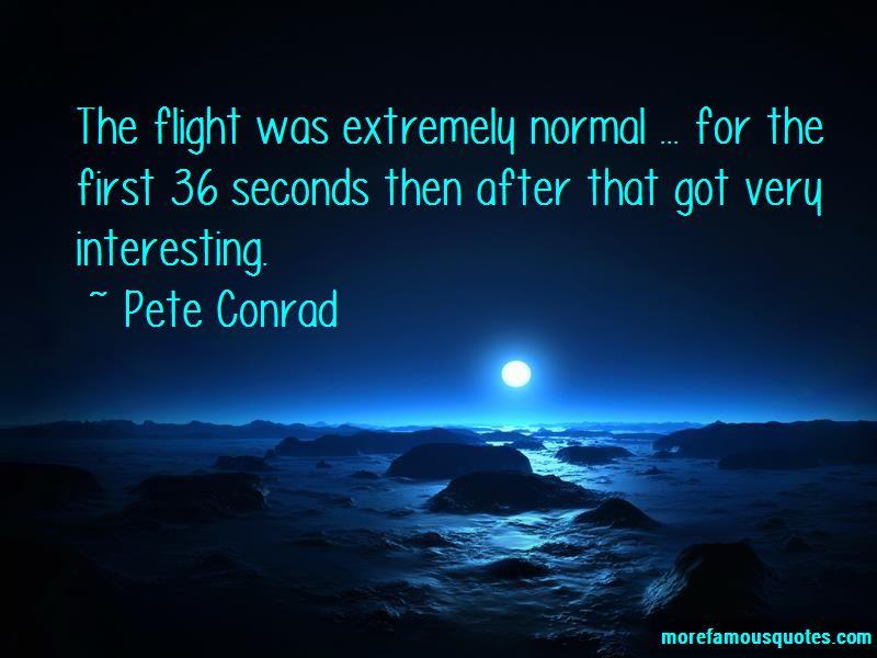 Pete Conrad Quotes Pictures 4