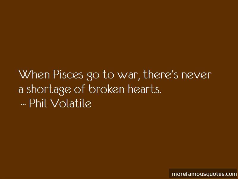 Phil Volatile Quotes