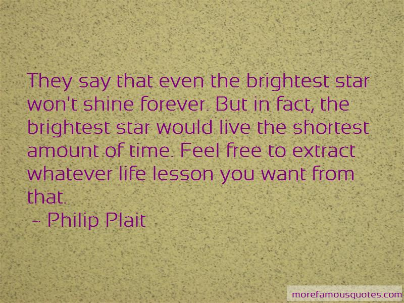 Philip Plait Quotes