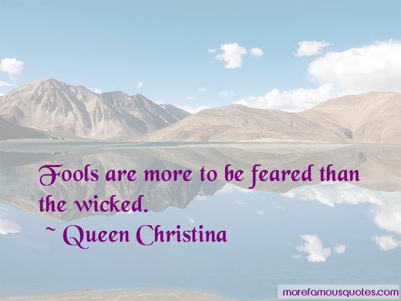 Queen Christina Quotes Pictures 2