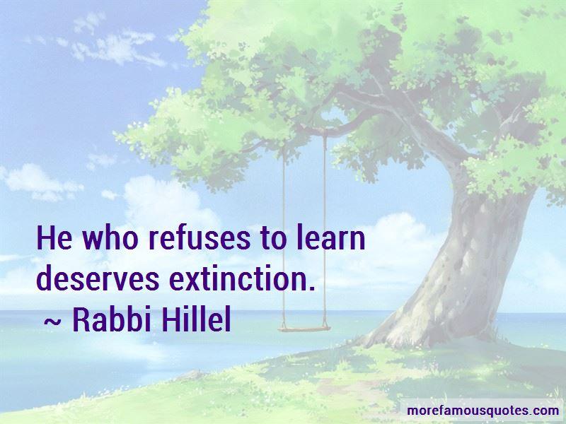 Rabbi Hillel Quotes Pictures 4
