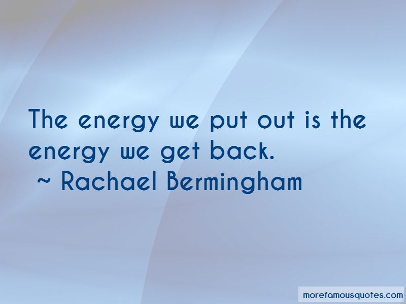 Rachael Bermingham Quotes Pictures 3