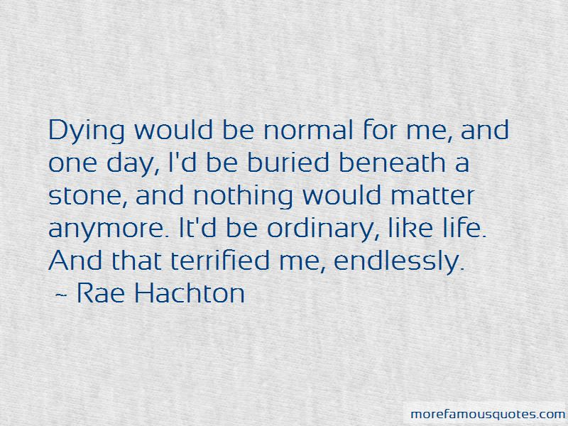 Rae Hachton Quotes Pictures 2
