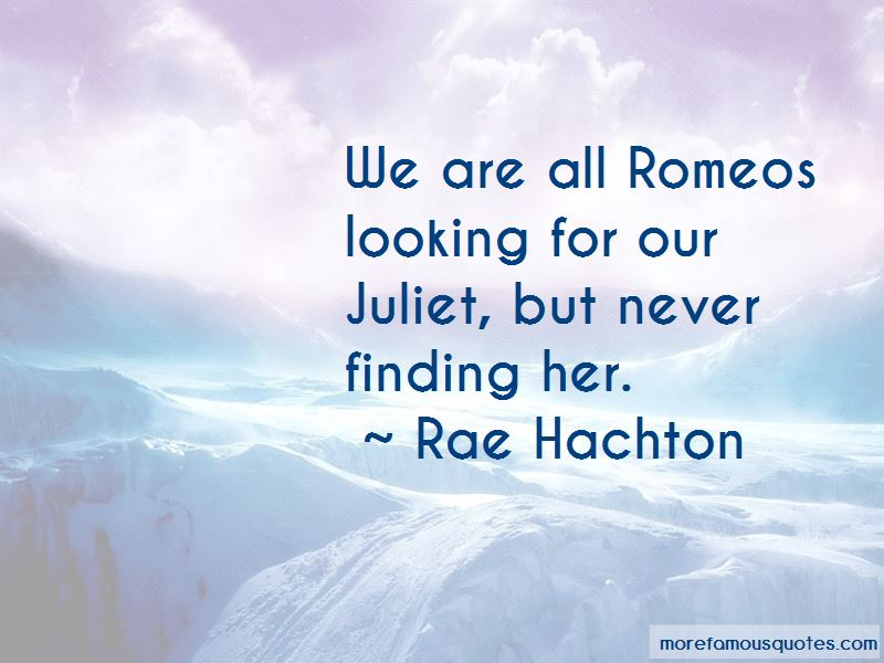 Rae Hachton Quotes Pictures 3