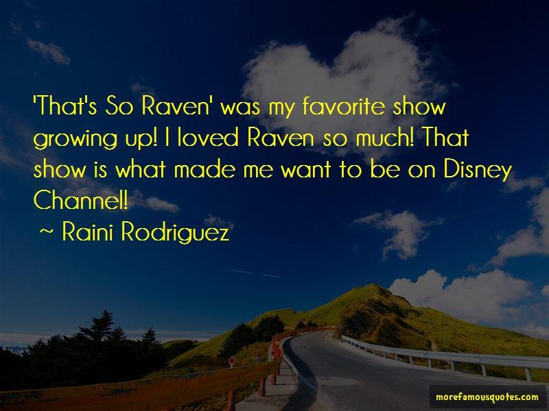 Raini Rodriguez Quotes Pictures 2
