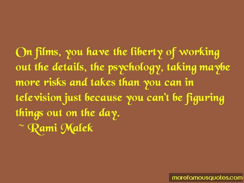 Rami Malek Quotes Pictures 4