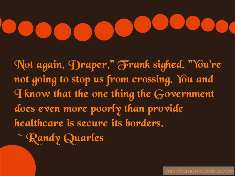 Randy Quarles Quotes