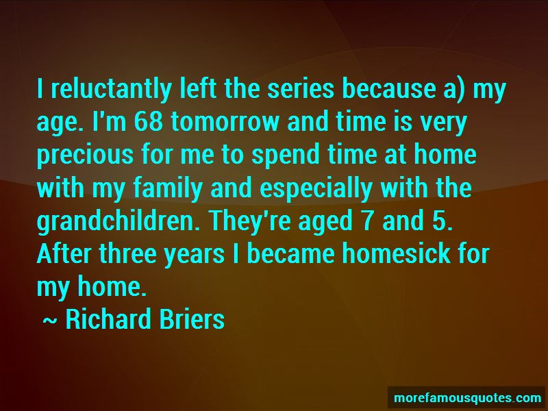 Richard Briers Quotes Pictures 2