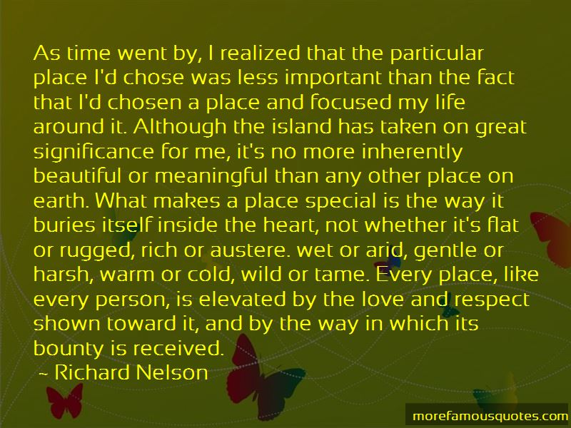 Richard Nelson Quotes Pictures 2