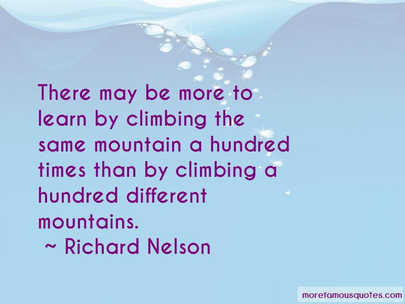 Richard Nelson Quotes Pictures 3