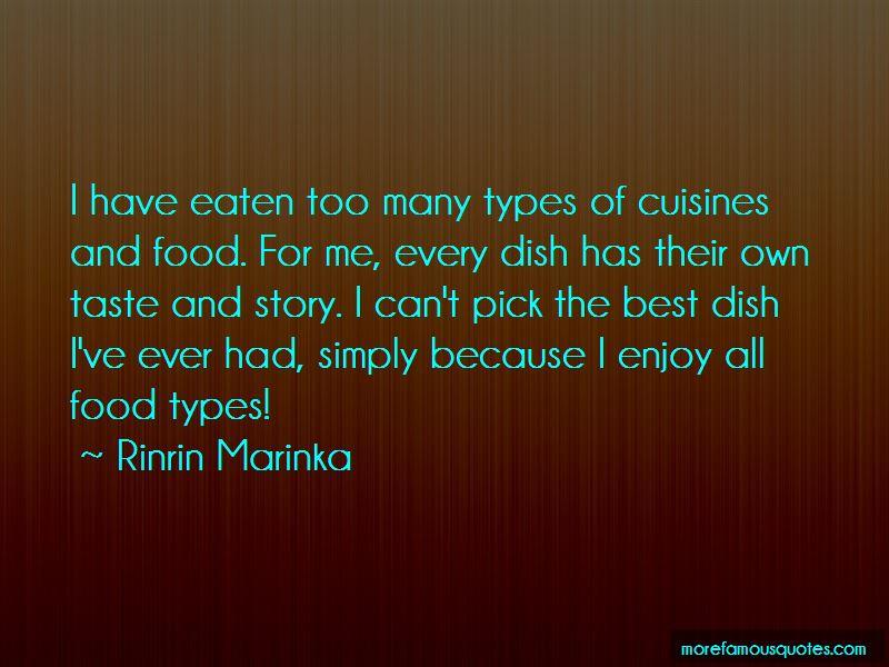 Rinrin Marinka Quotes Pictures 3