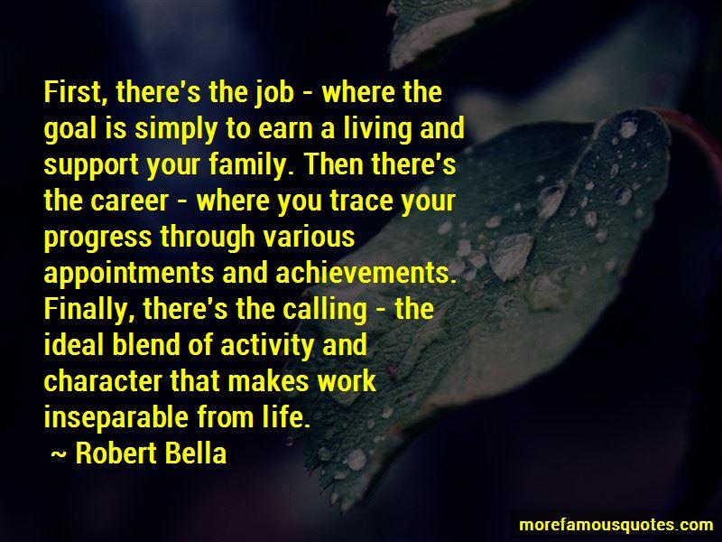Robert Bella Quotes