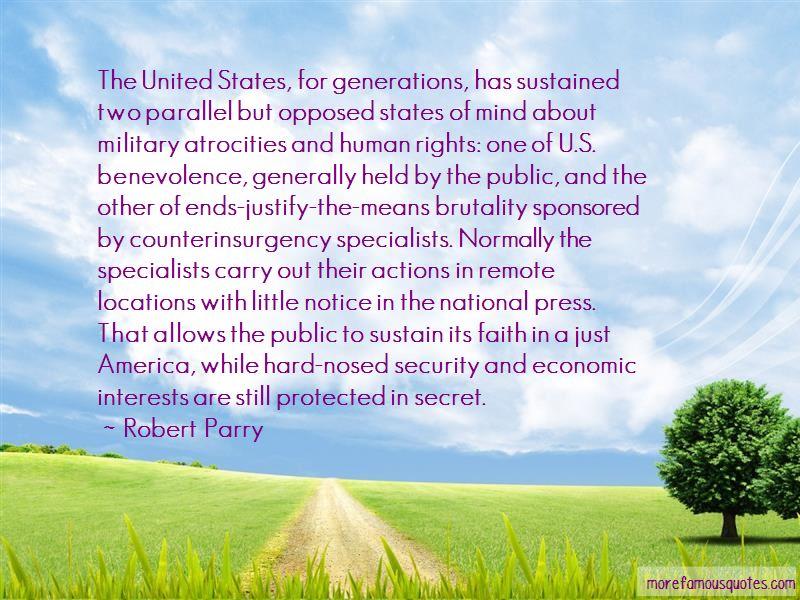 Robert Parry Quotes