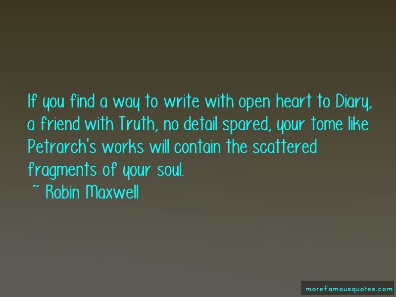 Robin Maxwell Quotes Pictures 3