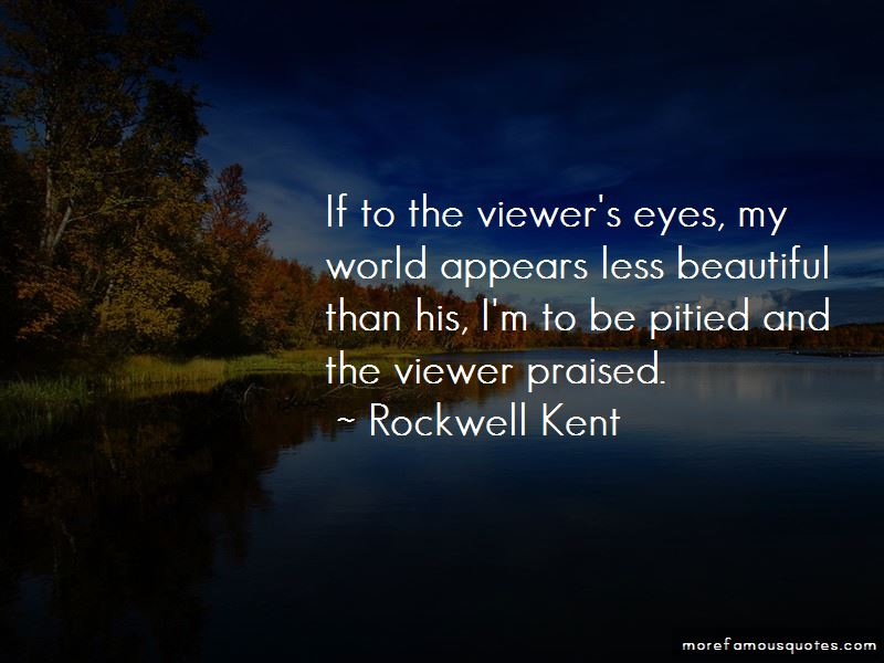 Rockwell Kent Quotes Pictures 2