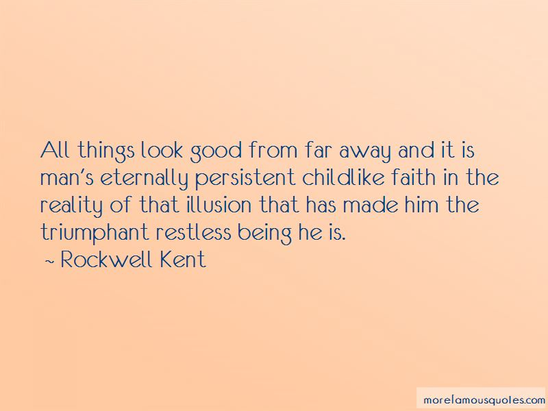 Rockwell Kent Quotes Pictures 3